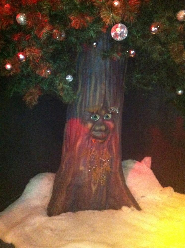 David (the talking tree)