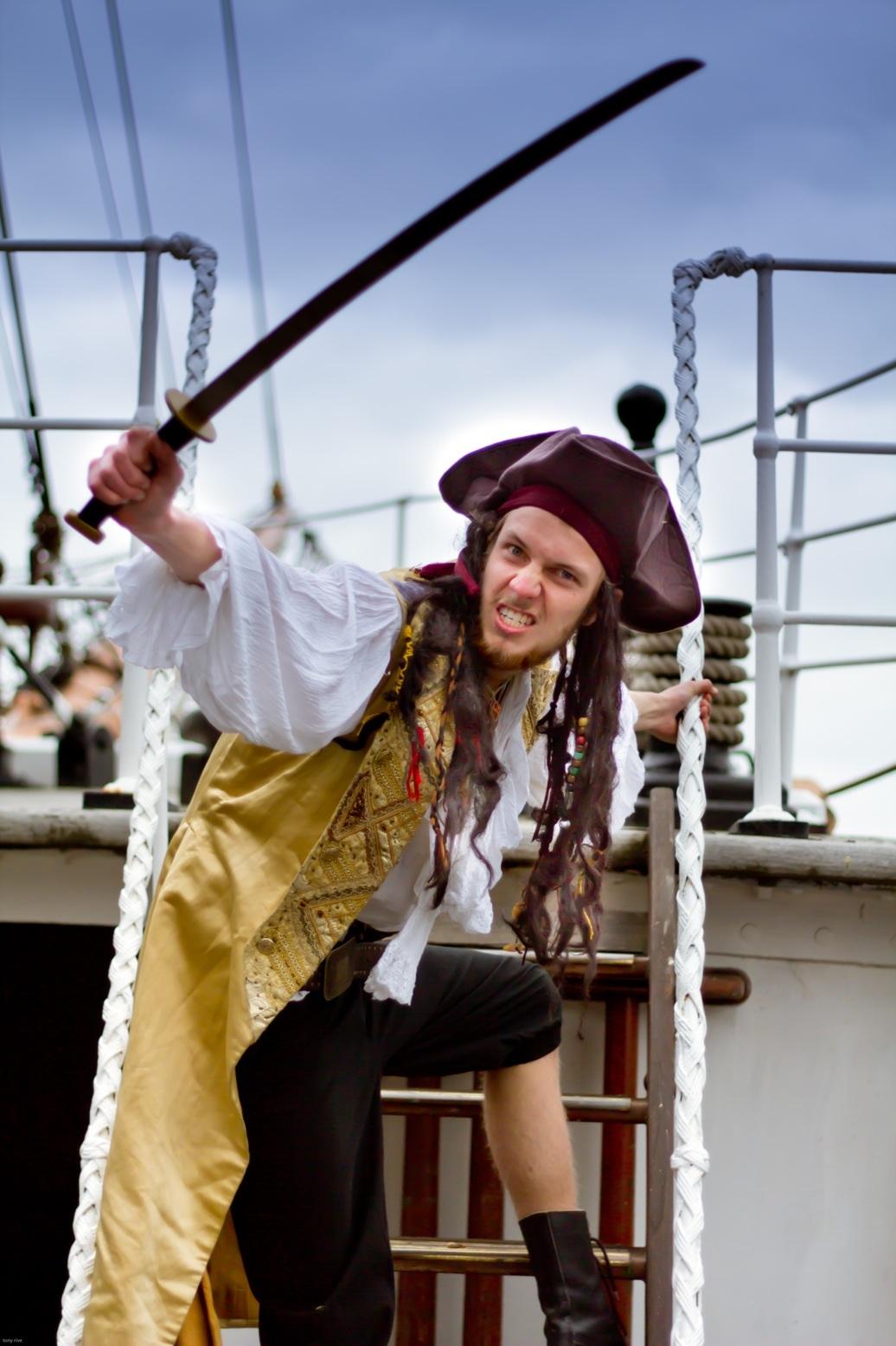 Caribbean Pirates at Polly Woodside, Australian Shakespeare Company - IMAGE 4