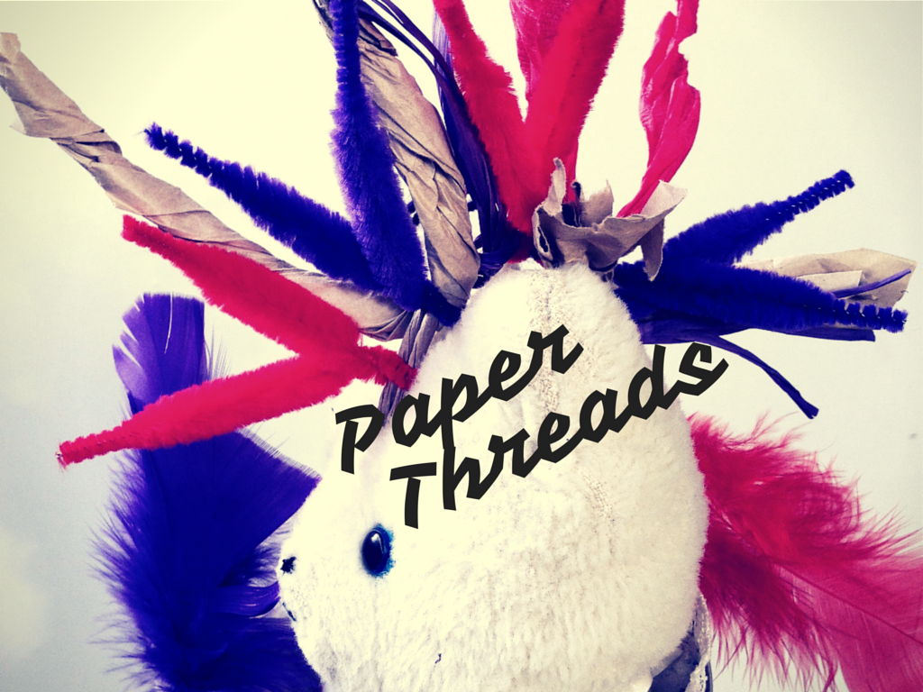 Paper Threads - coming soon