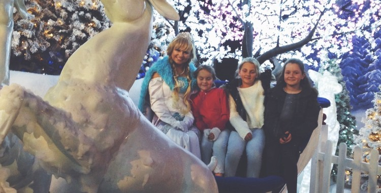 Santa's Magical Kingdom 2015