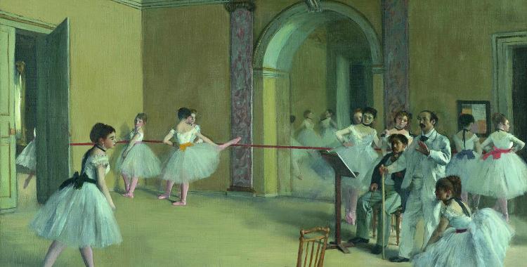 Degas at the NGV