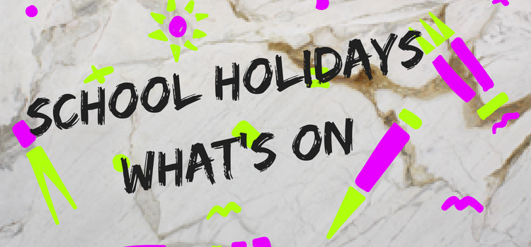 September school holidays what's on Melbourne