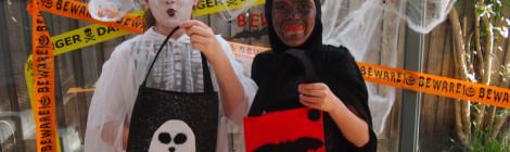 halloween spooky activites