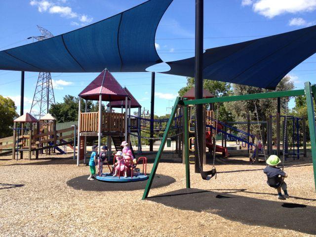 Glen Iris playground