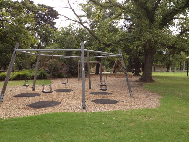 St Kilda East playground