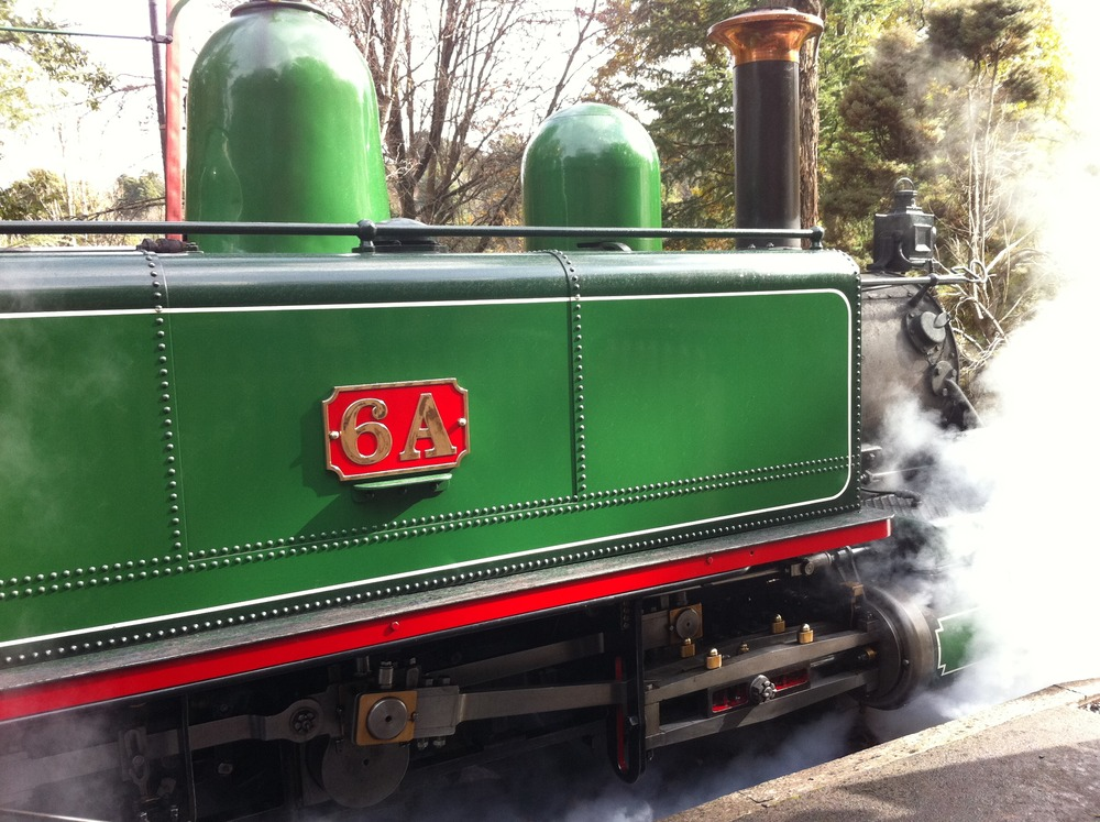 We *heart* Puffing Billy