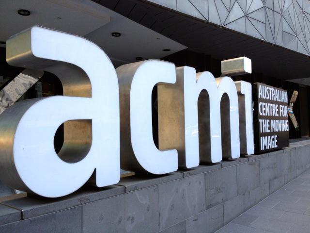 acmi - Federation Square