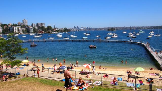 Murray Rose / Redleaf Pool Sydney