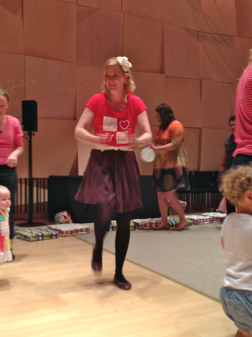 Baby Love Music Fun - Melbourne Recital Centre MusicPlay