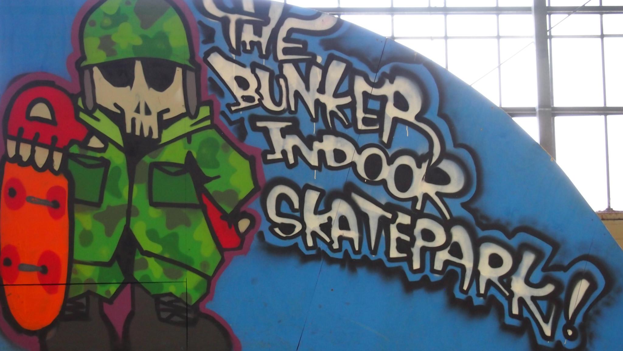 Bunker indoor skate park