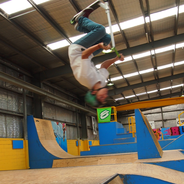The Bunker Room Indoor Skate Park