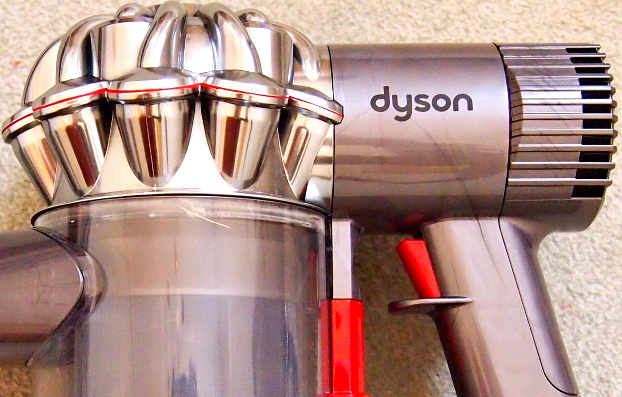 Dyson Digital Slim DC59 user review