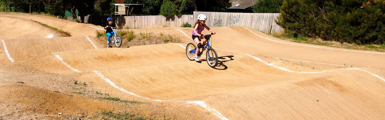 BMX Track - South Oakleigh