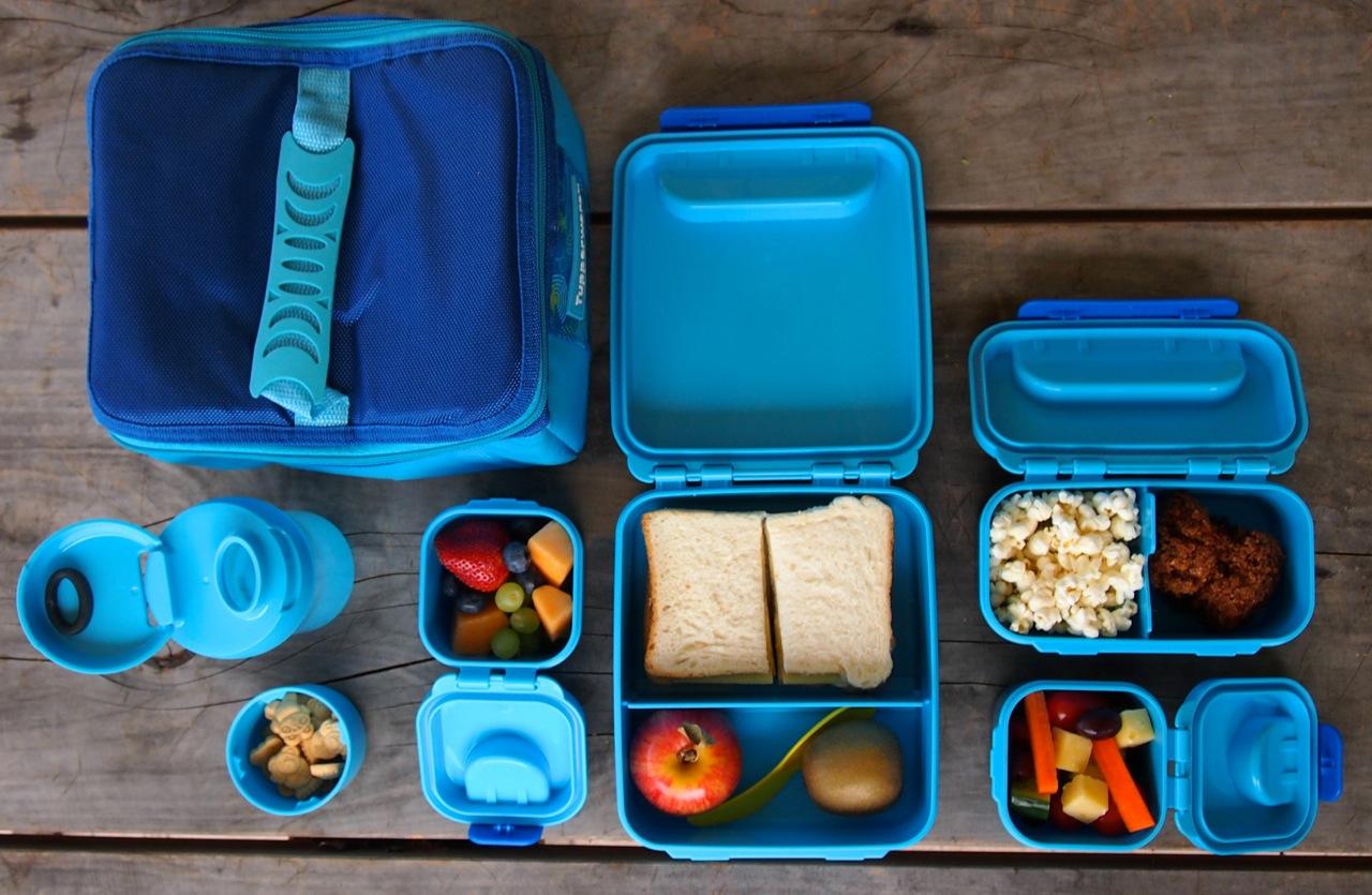 Tupperware Lunchbox set