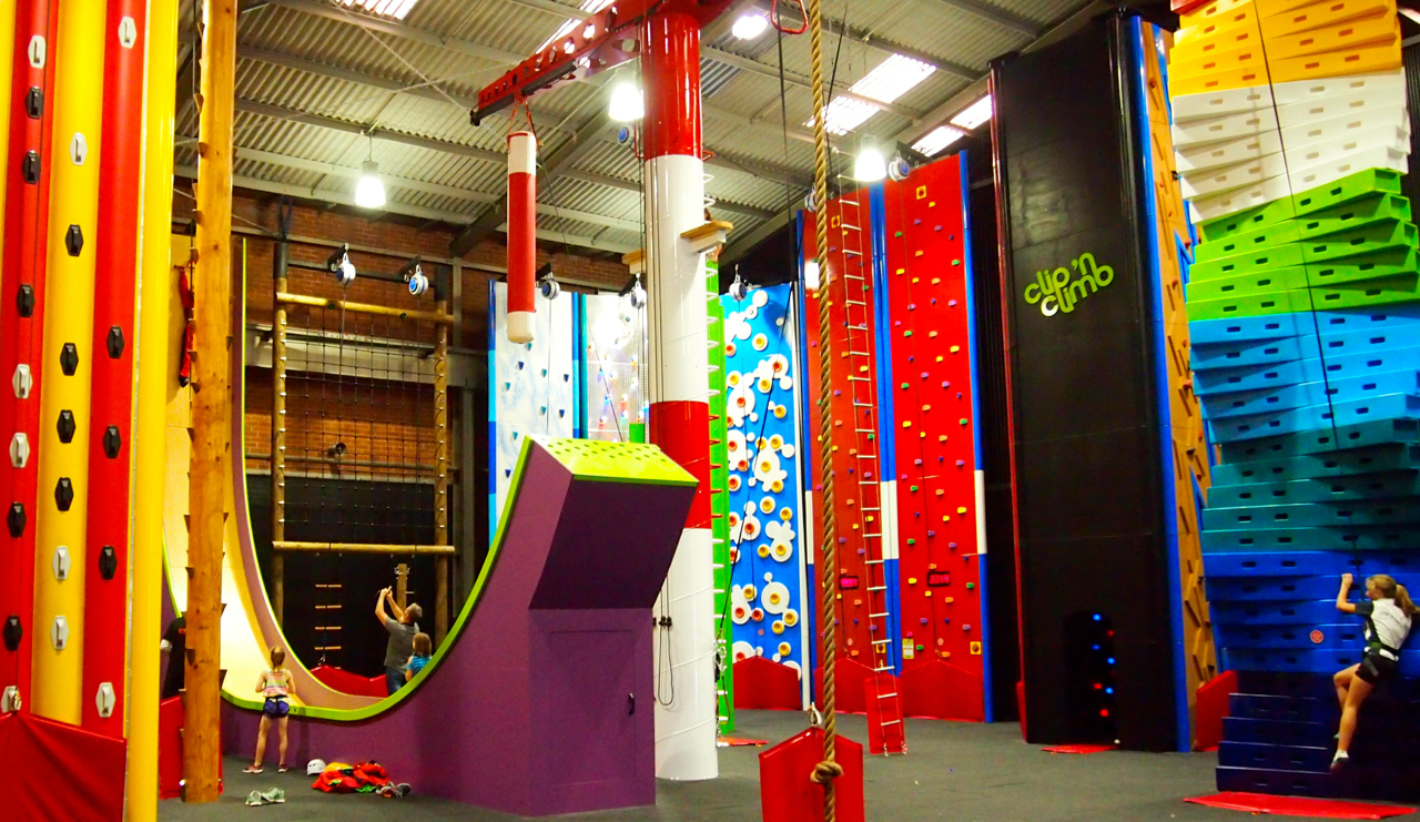 Browse: Home / Clip 'n Climb
