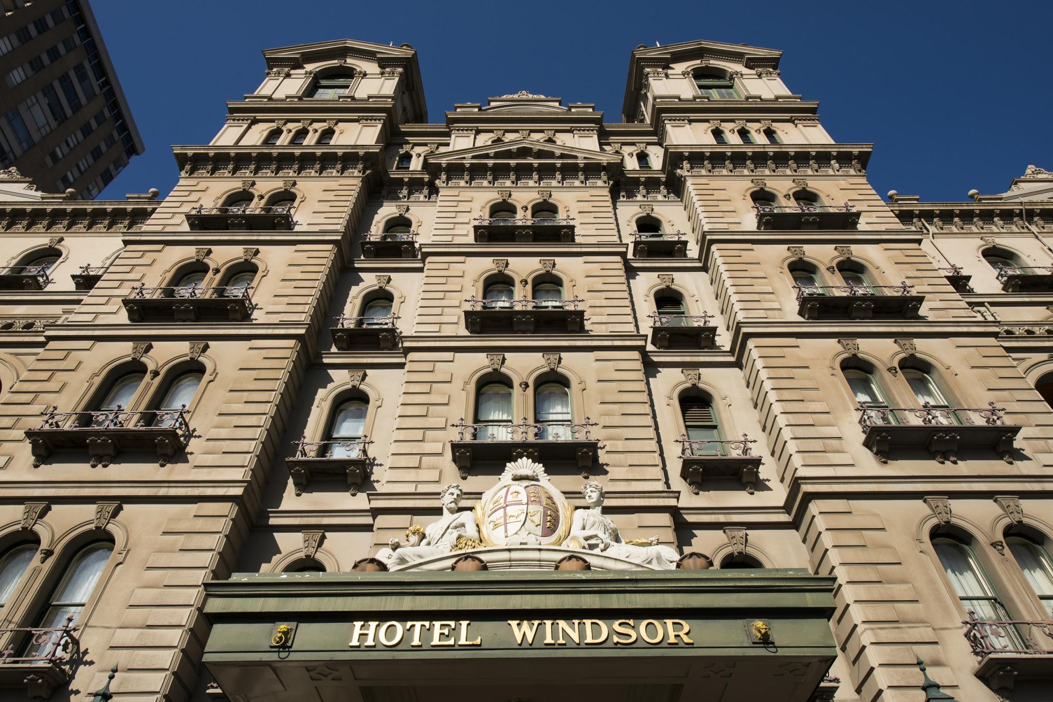 The Windsor Afternoon Tea
