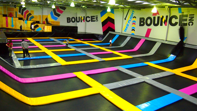Bounce Inc Blackburn