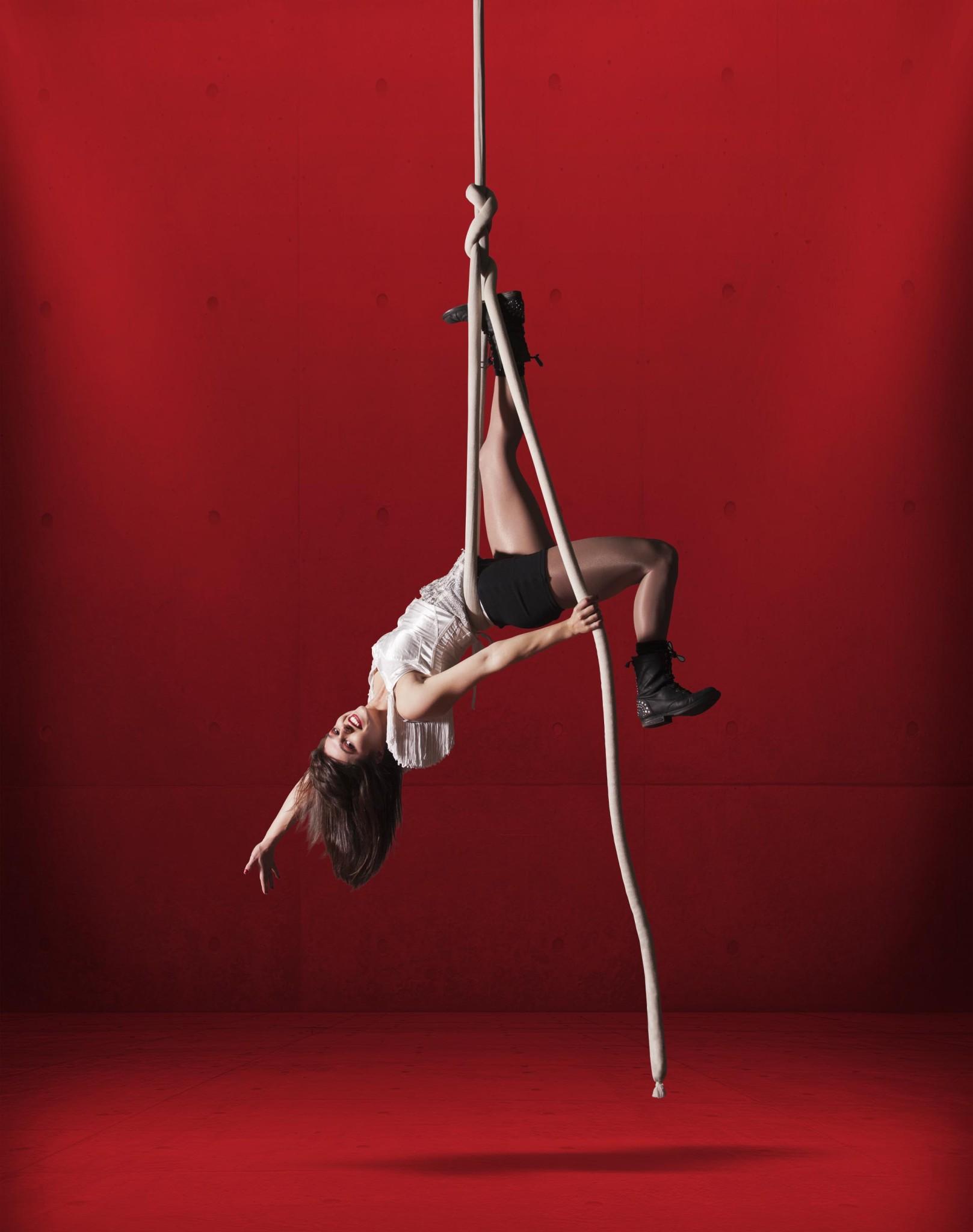NICA annual Circus Showcase ROUGE et BLANC