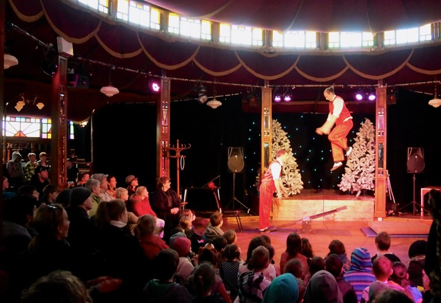 Winter Wonderland Circus Spectacular