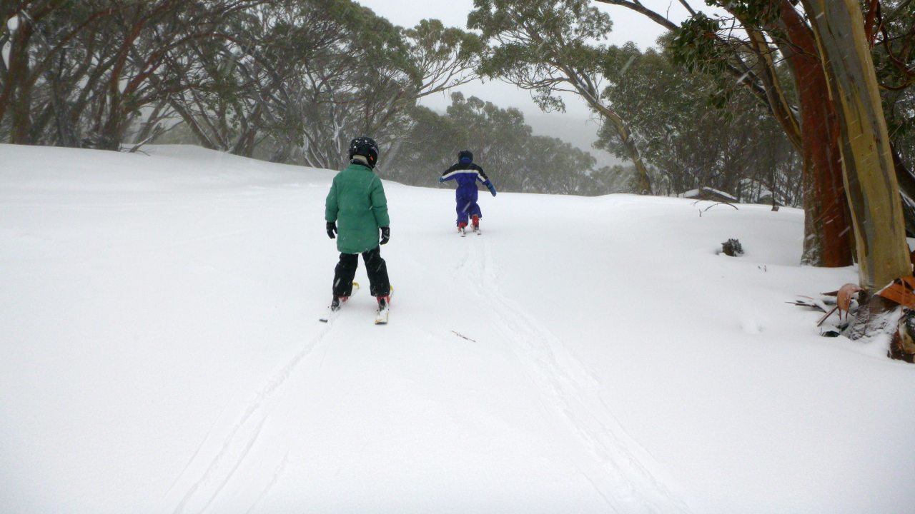 Mt Baw Baw - winter