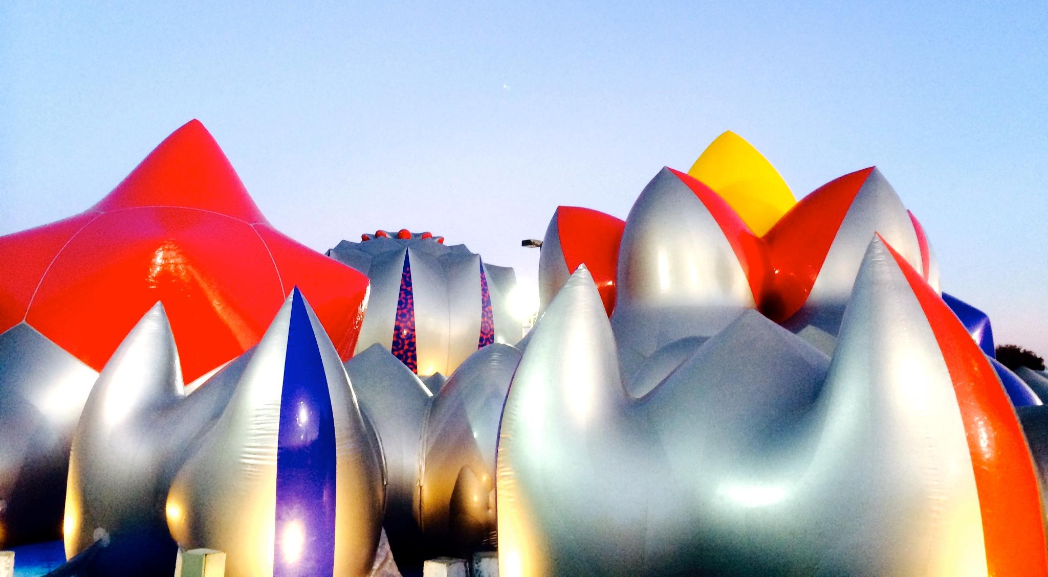 Glow Festival - Exxopolis
