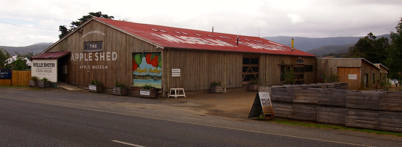 Willie Smith Apple Shed
