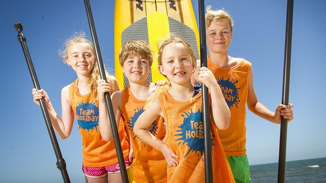 Team Holiday - holiday camp