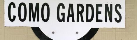 Como Gardens Open Days