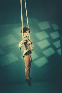 interview with Sharon Gruenert from Circus Oz