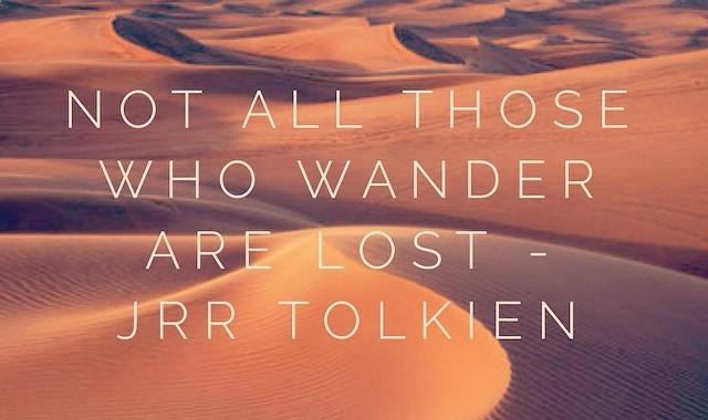 Every child needs a little wanderlust