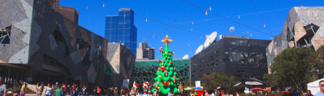 Melbourne Christmas: 4 FREE things to do