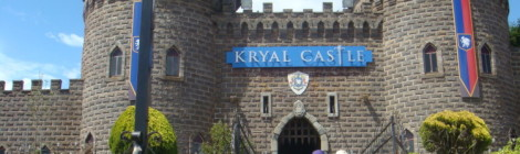 Kryal Castle Summer