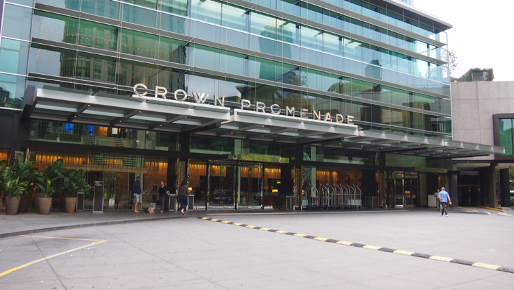Crown Promenade Or Crown Metropol