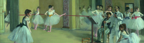 Degas at the NGV
