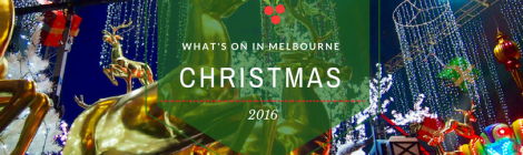 christmas in melbourne