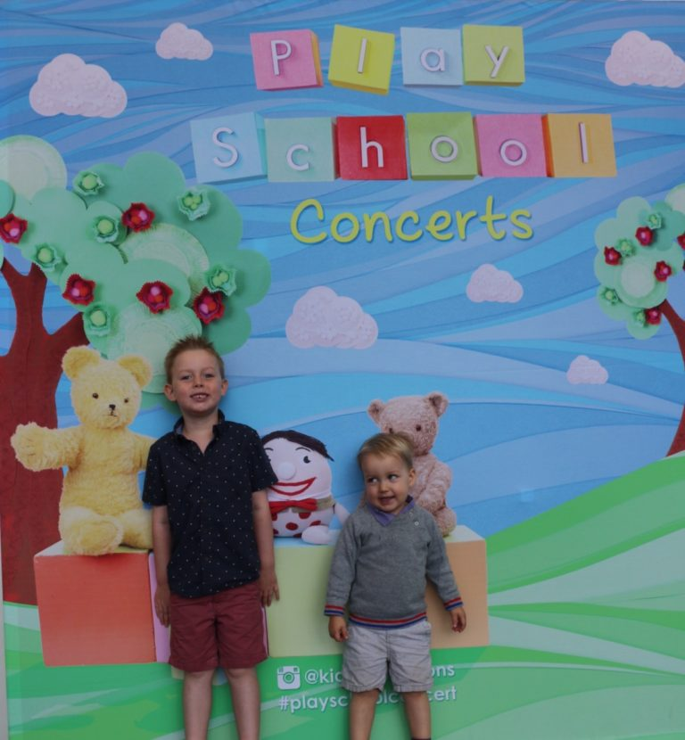 play school live in concert