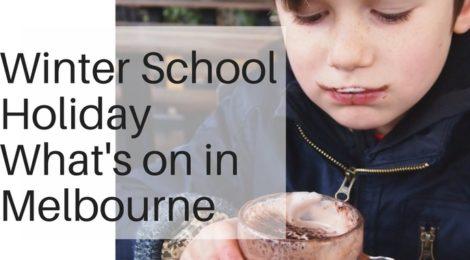 winter school holidays