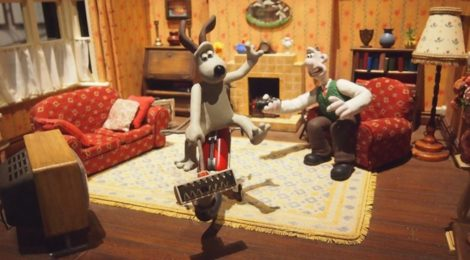 Wallace + Gromit and friends