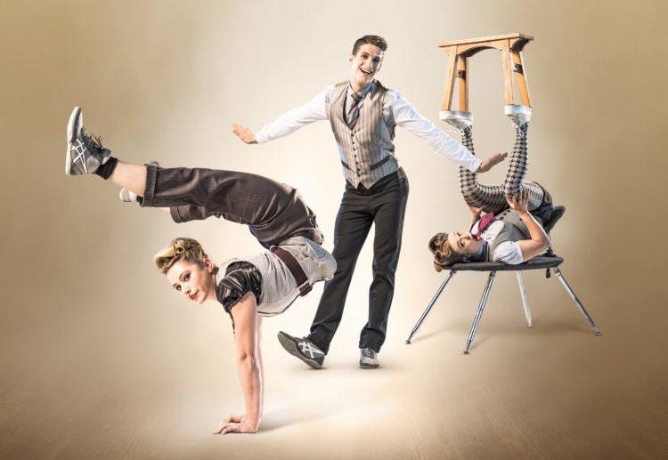 Circus Oz Precarious