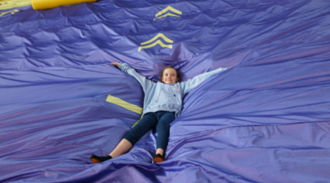 Buller Air Zone - indoor trampoline and climbing centre