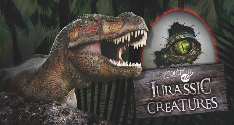 jurassic creatures st kilda