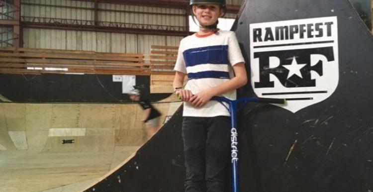 Rampfest - indoor skate park