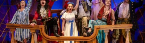 Peter Pan Goes Wrong {win tickets}