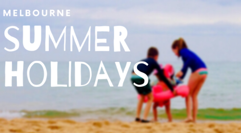summer school holidays in melbourne