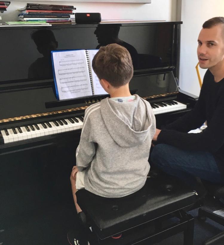 josh Cohen school of music