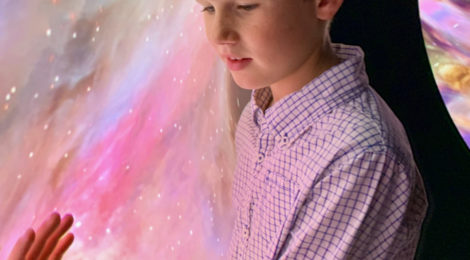 Beyond Perception - seeing the unseen {Scienceworks}