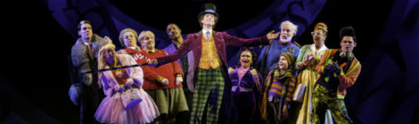 Charlie and the Chocolate Factory {win tickets}