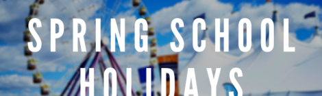 spring school holidays melbourne 2019