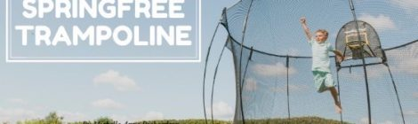 win a spring free trampoline