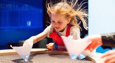 Air Play, Scienceworks